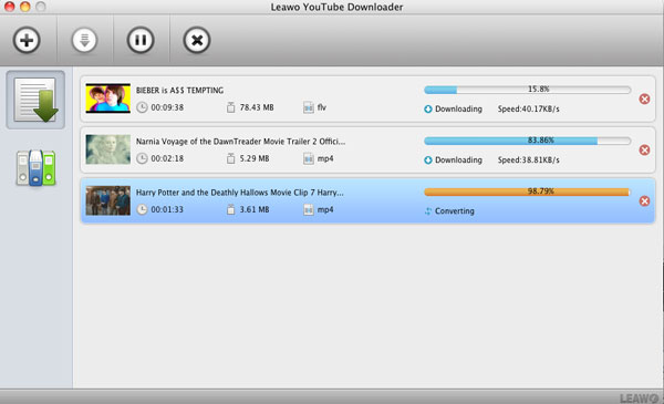 scaricare da youtube mp3 per mac