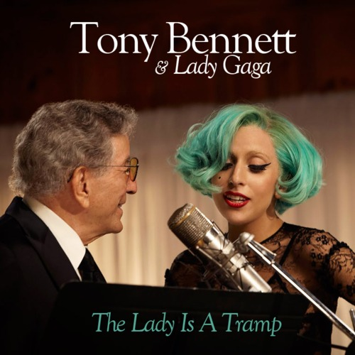 lady gaga on soundtrack The lady is tramp