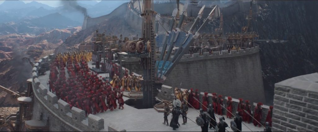 Download The Great Wall - Official Trailer