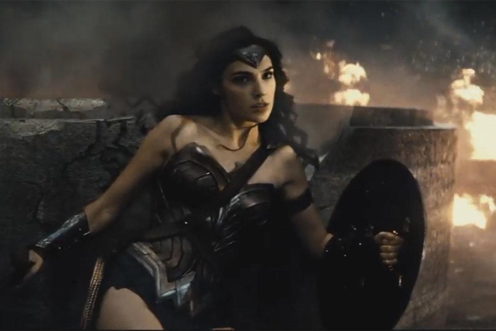 Download Wonder Woman Comic-Con Trailer