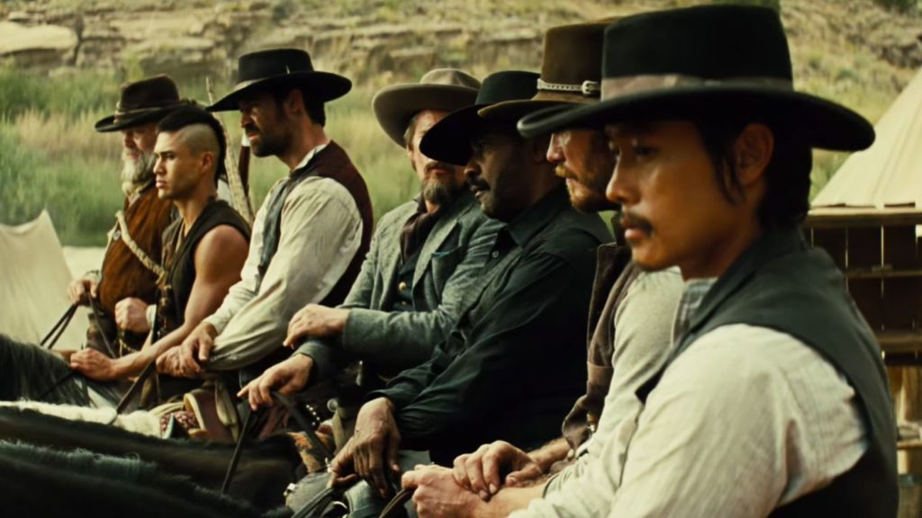 """Download """"The Magnificent Seven Official Trailer 1 (2016)"""""""