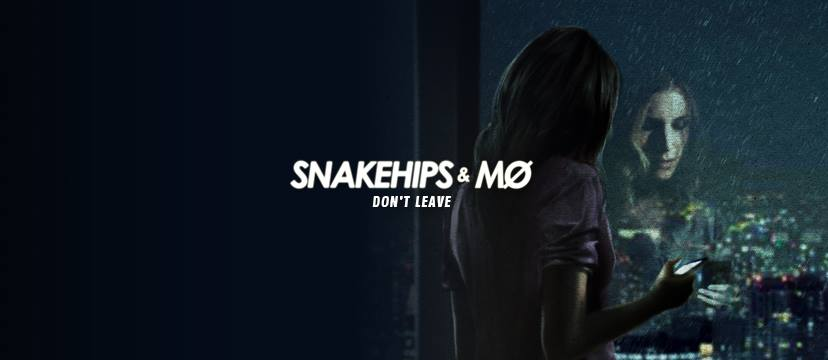 Snakehips & MØ - Don't Leave (Official Video)
