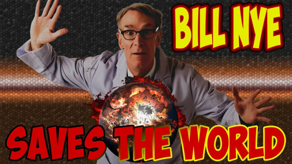 Bill Nye Saves The World Trailer [HD]