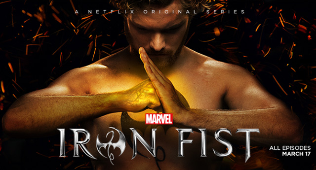 Marvel's Iron Fist Official Trailer [HD]