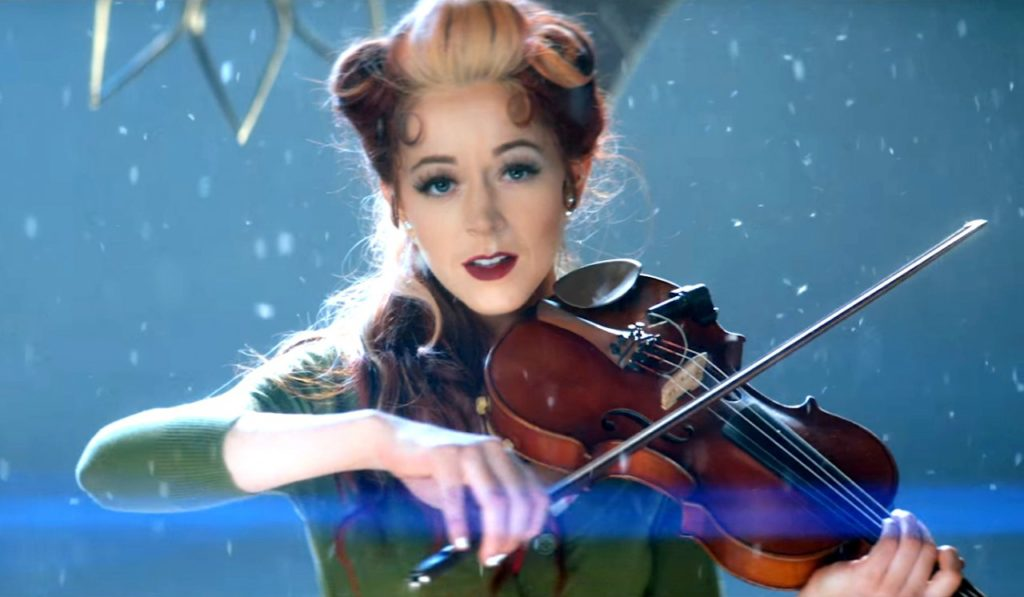Lindsey Stirling - Love's Just A Feeling feat. Rooty (1)